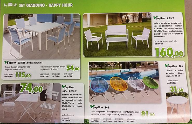 Arredo Giardino - Mec Design Bologna